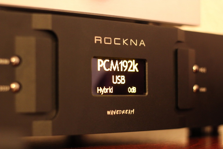 Rockna Wavedream DAC - 1st review